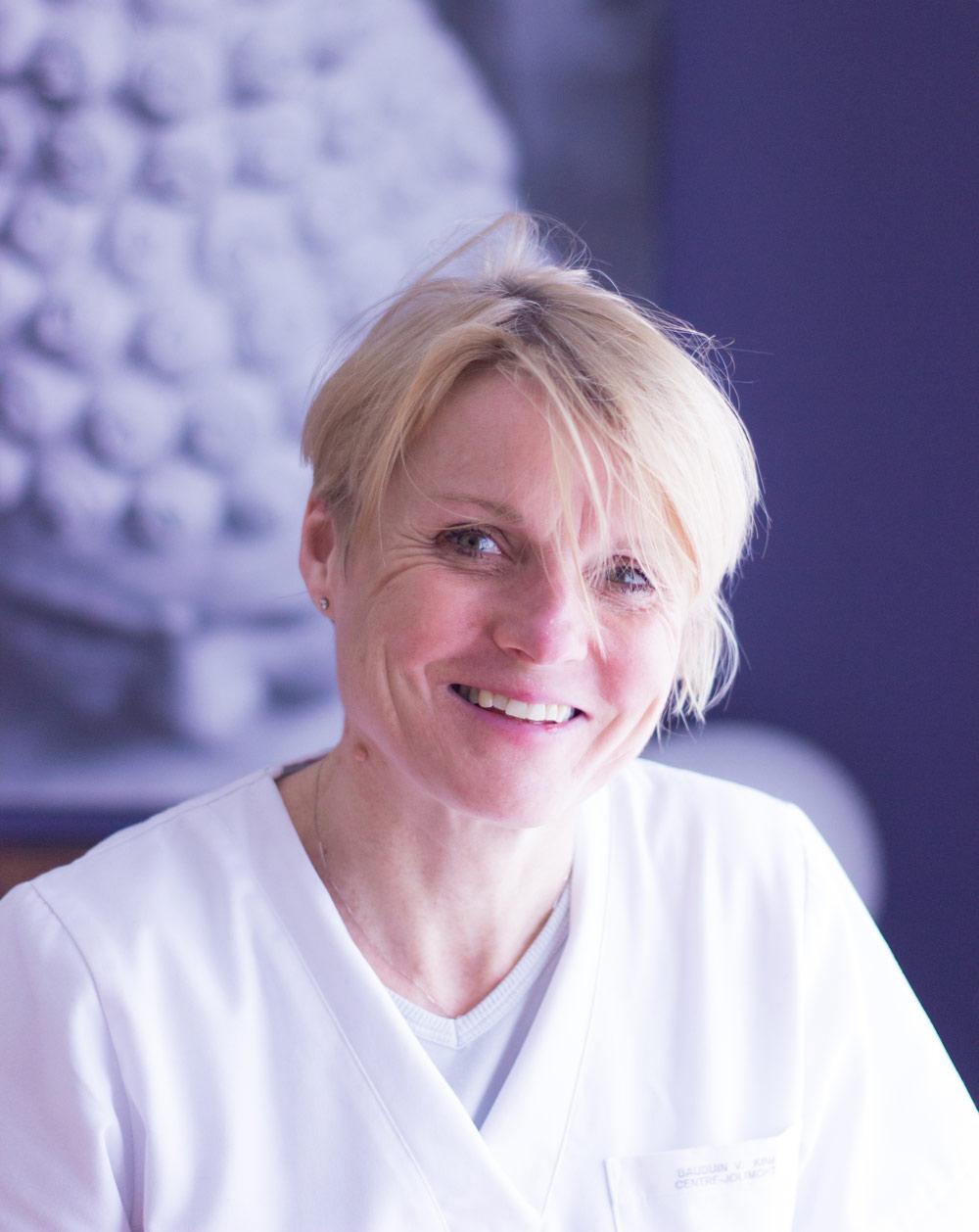 Véronique Bauduin - Microkinésithérapie Microkinésithérapeute Belgique